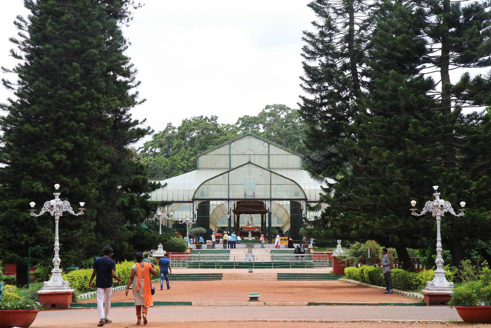 Bangalore Lalbagh Garden
