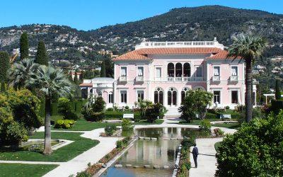 Villa Ephrussi de Rothschild à Saint-Jean-Cap-Ferrat