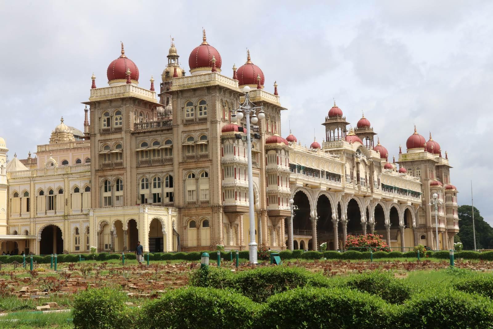 Karnataka Mysore Palace