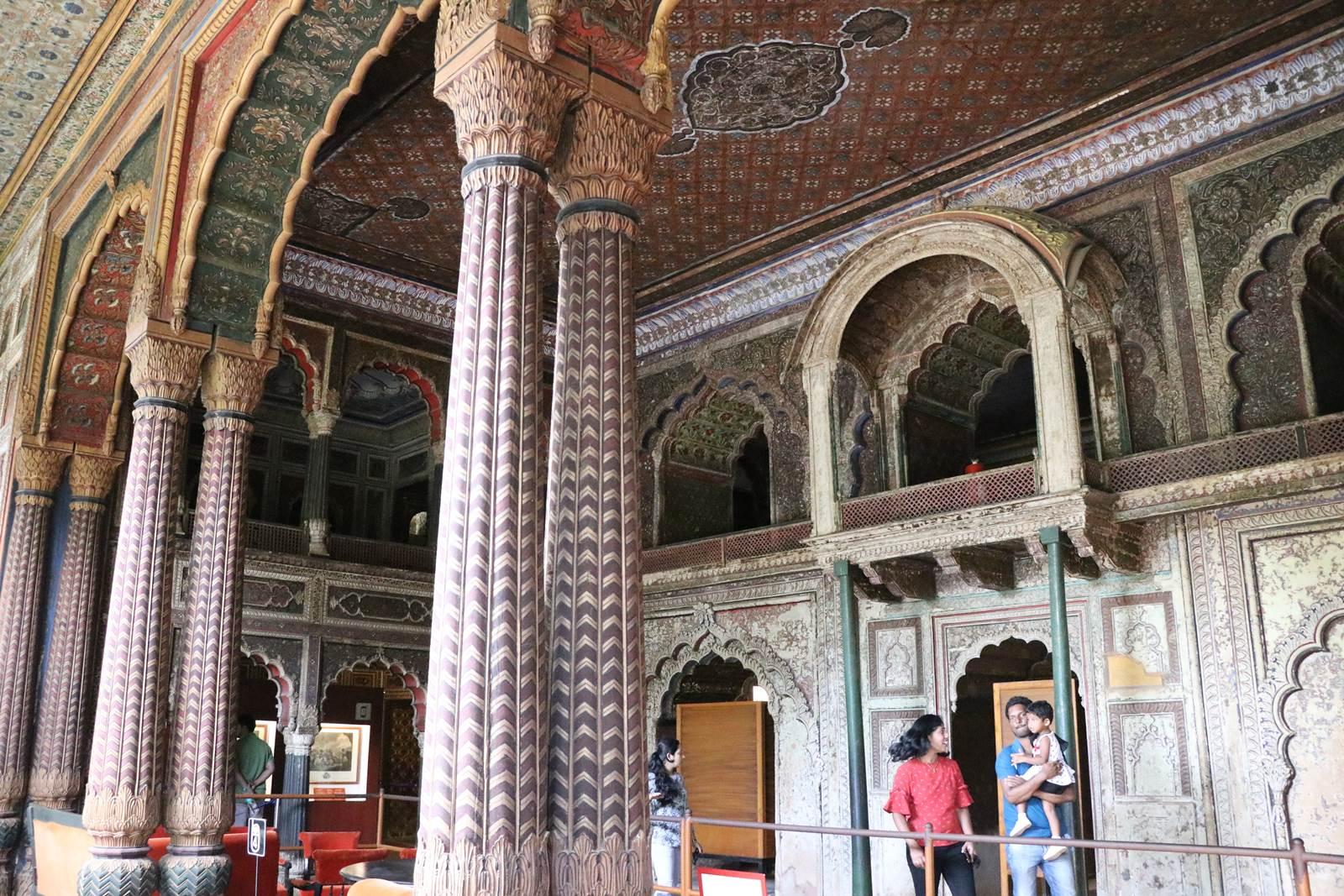 Palais Tipu Sultan Srirangapatha