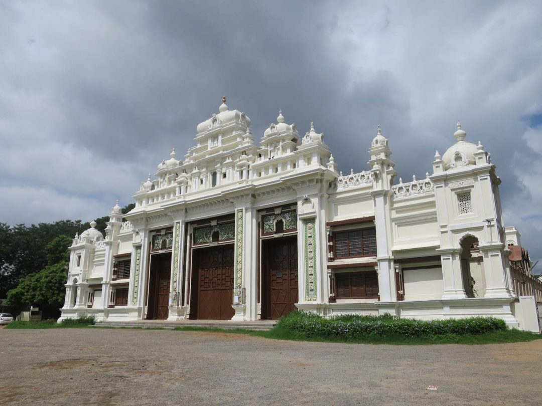 Mysore Jaganmohan Palace