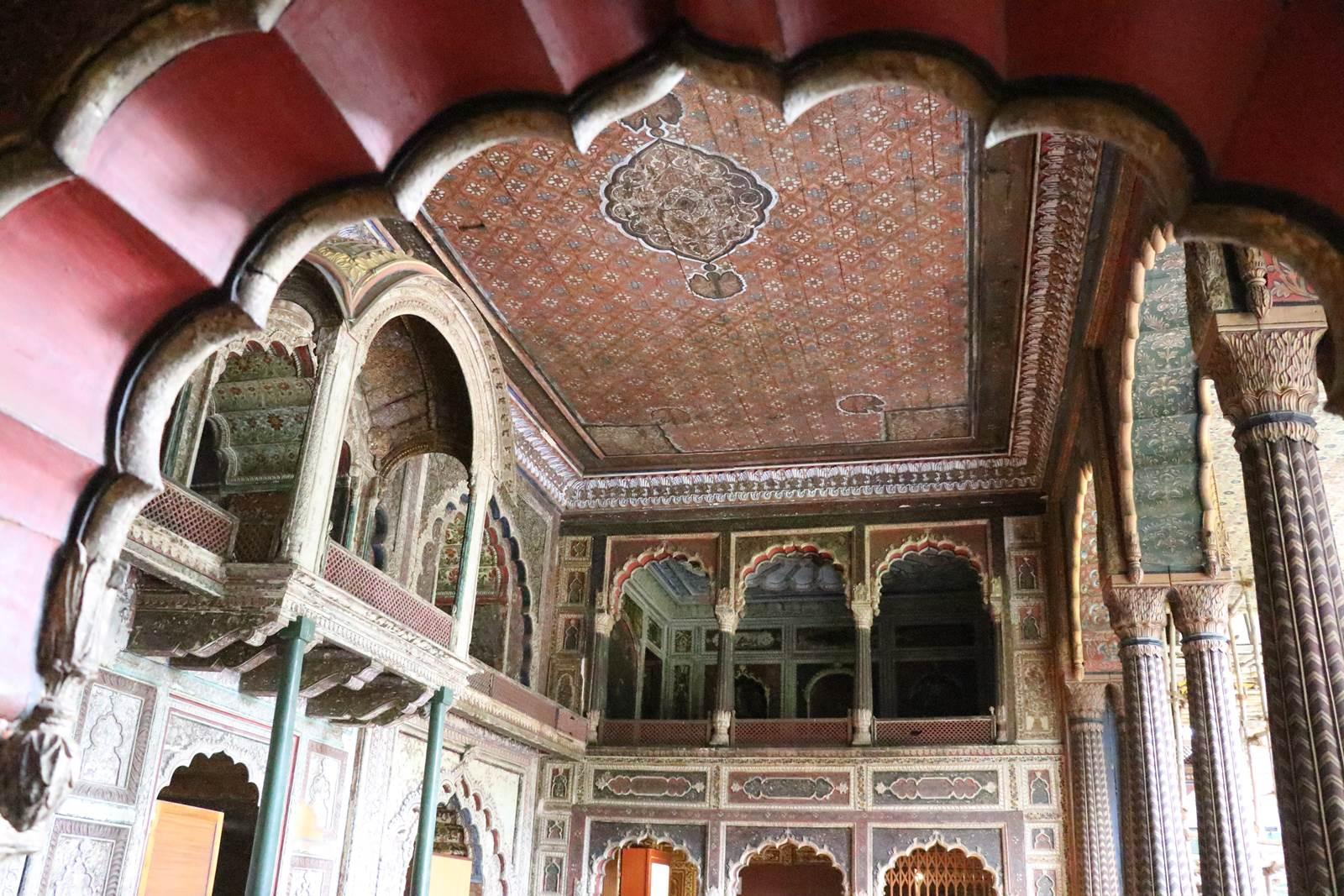 Srirangapatna Palais du Tipu Sultan