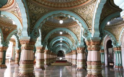 Mysore, cité royale du Karnataka