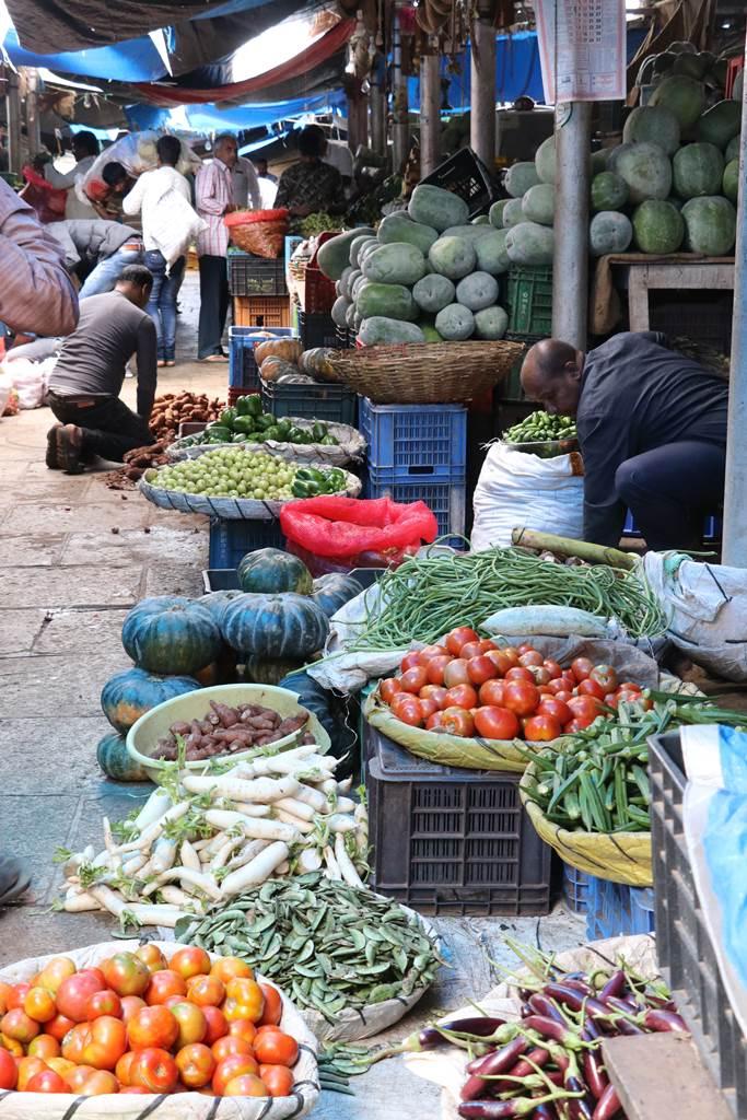 Mysore Denvaraja Market