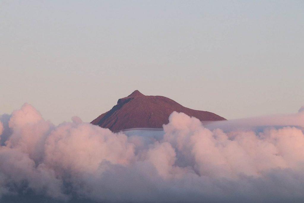 Faial volcan Pico