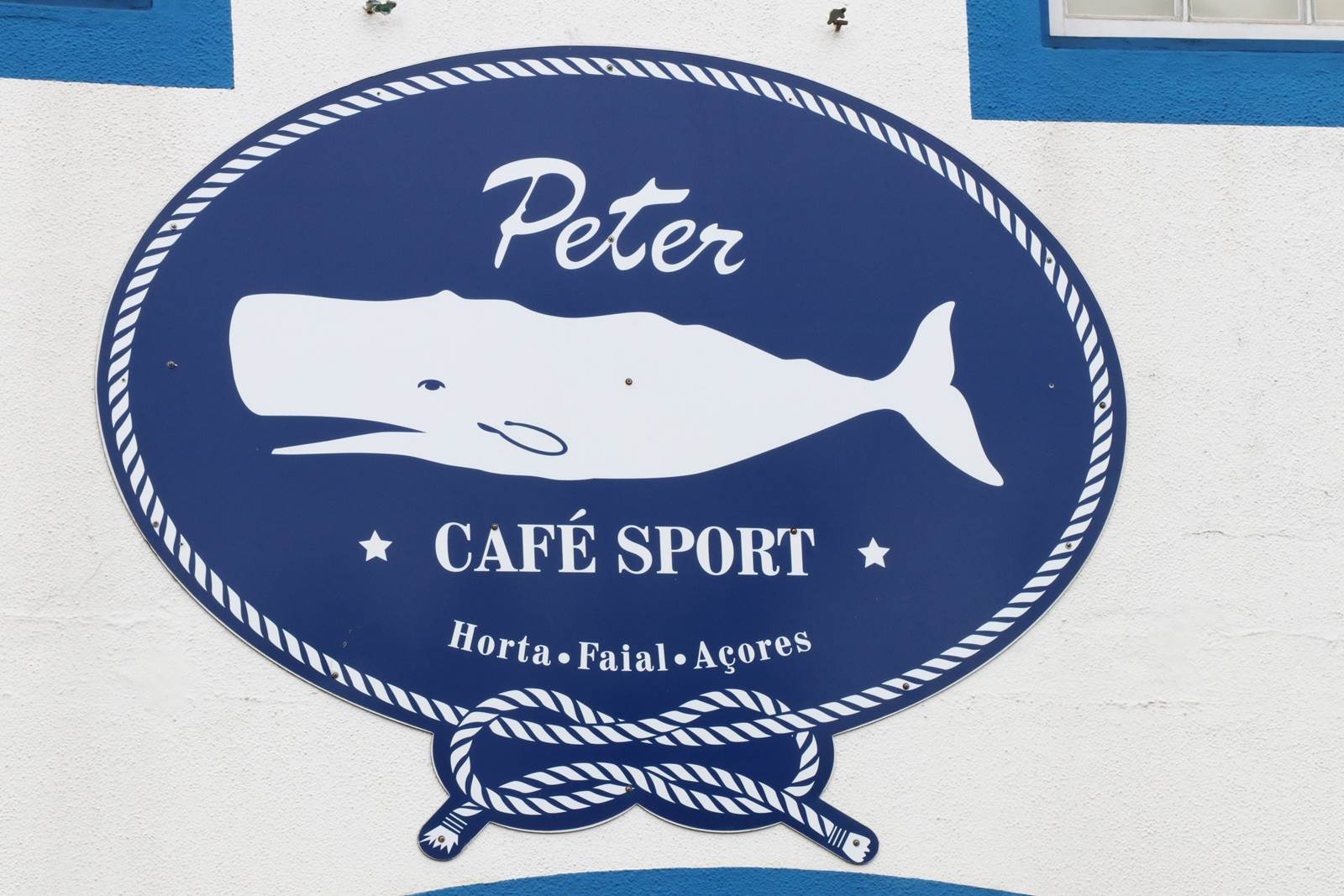 Faial Peter Café Sport