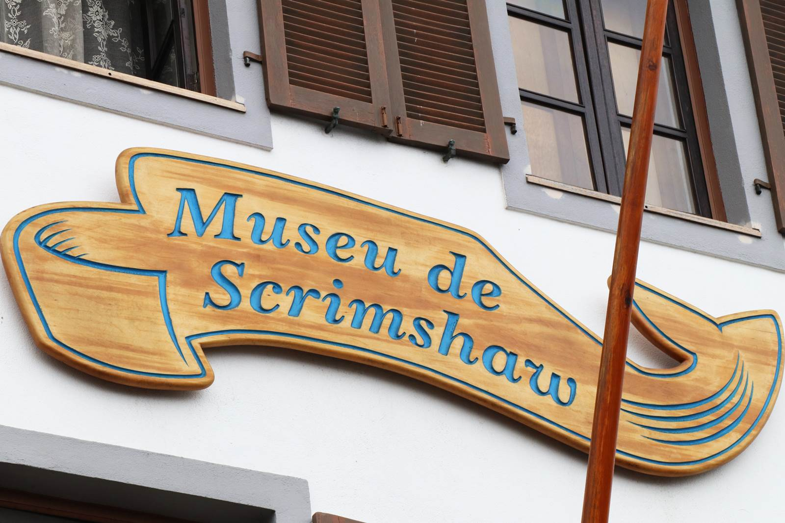 Faial Musée de Scrimshaw