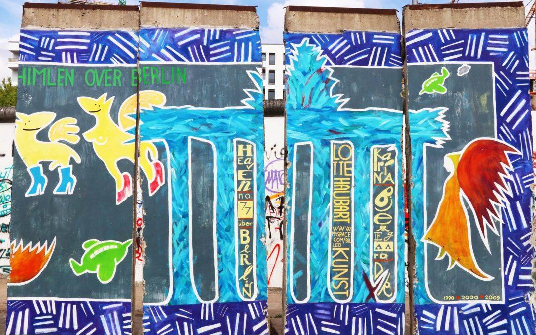 Mur de Berlin, 1961-1989