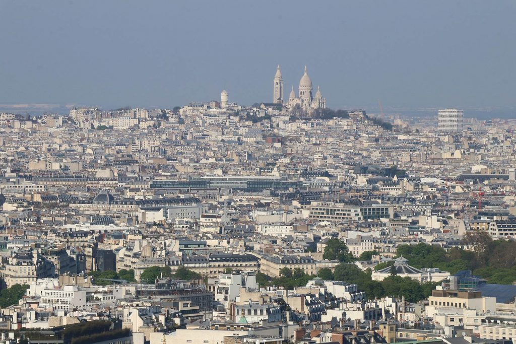 Basilique du Sacré Coeur Montmartre