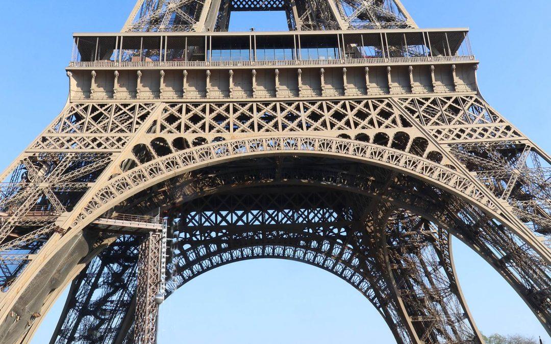 La Tour Eiffel, 130 ans!