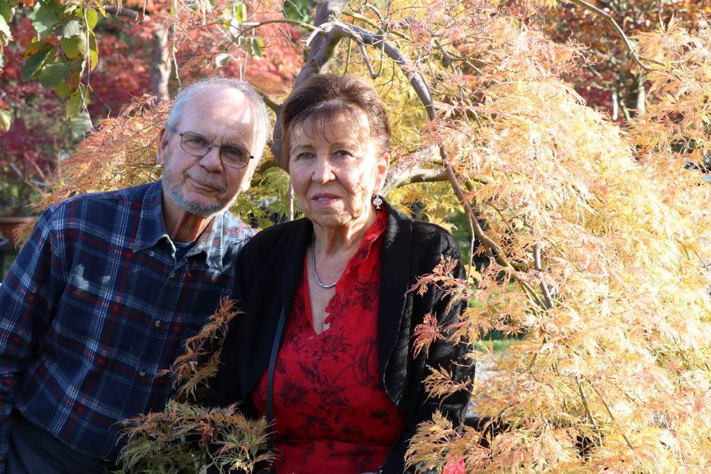 Jacques et Francine Mainil