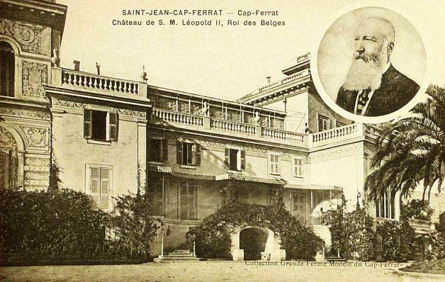 Les Cèdres St Jean Cap Ferrat