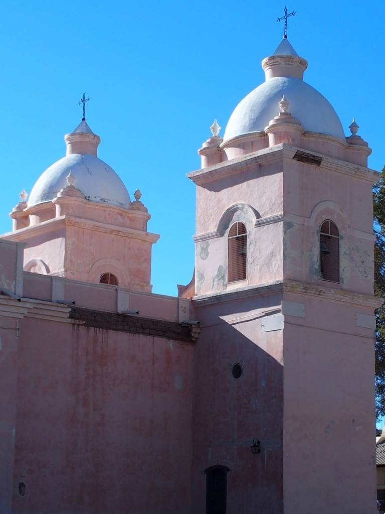 Argentine église Seclantas