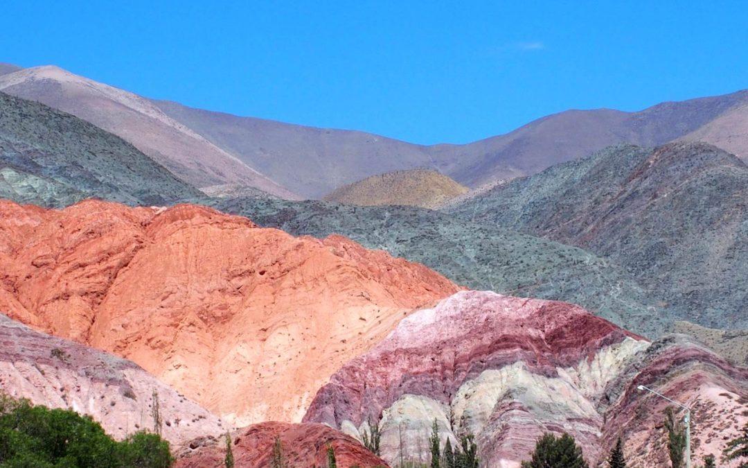 Le Chemin des Incas, Argentine du Nord