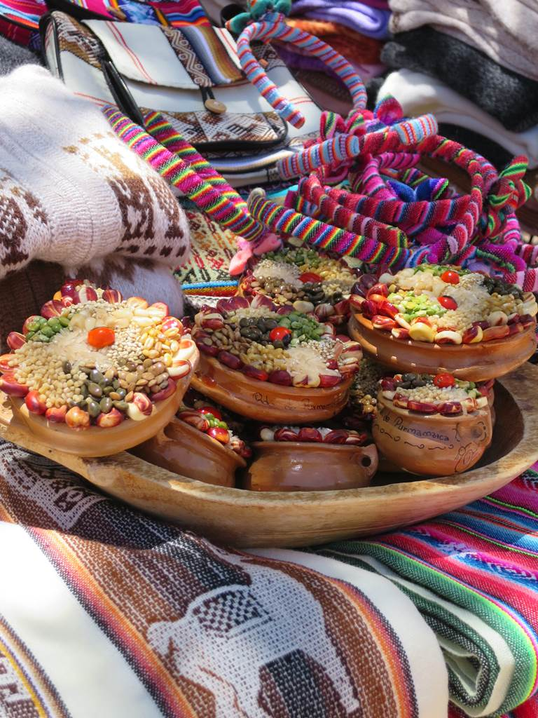 marché de Pumamarca
