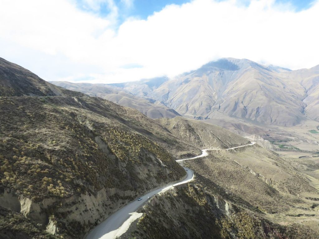 Argentine Andes