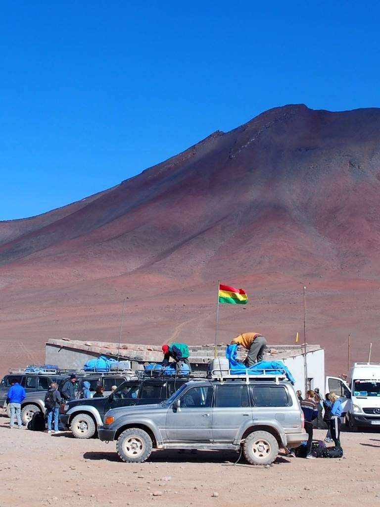 Altiplano Bolivie