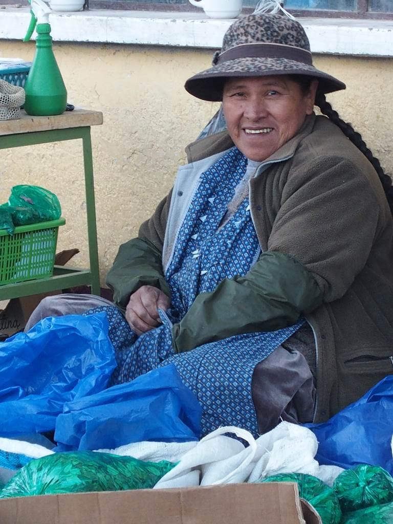 Bolivie Uyuni
