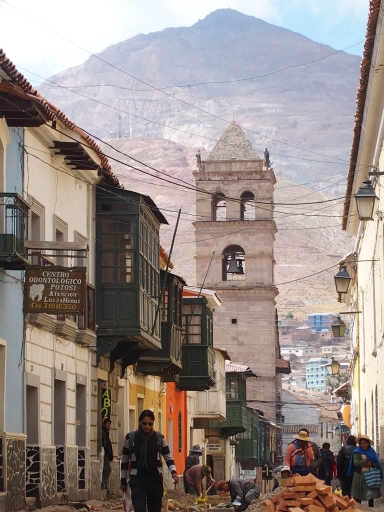 Bolivie Potosi
