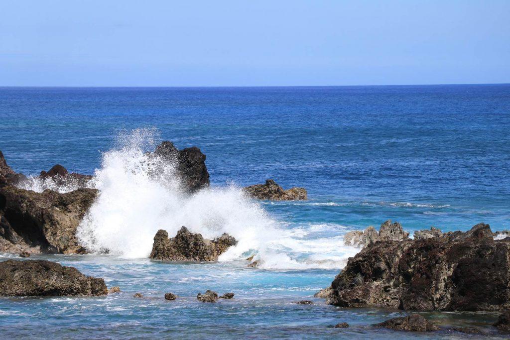 Ile de Paques océan