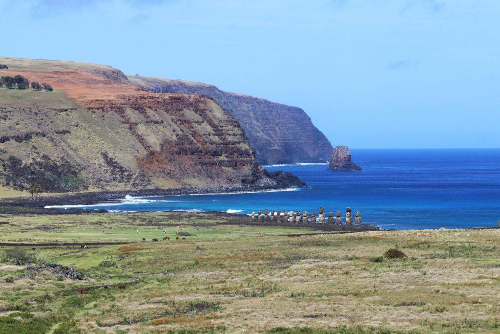 Ile de Paques Tongariki