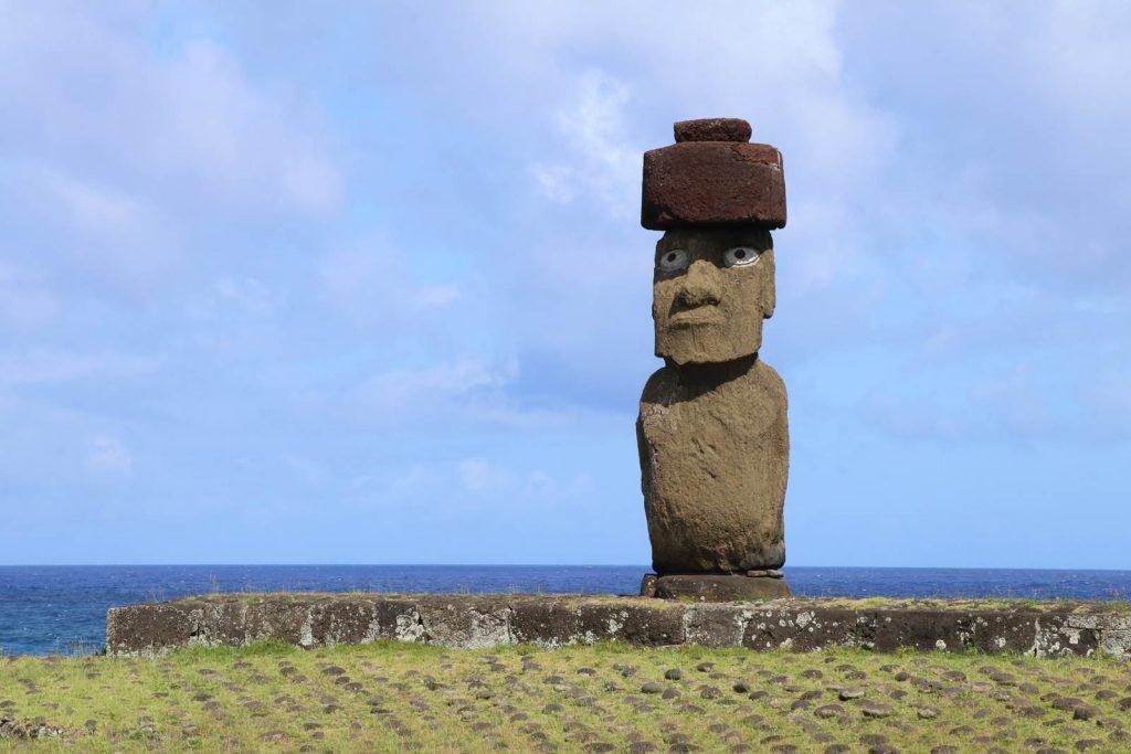 Ile de Paques Moai Tahai