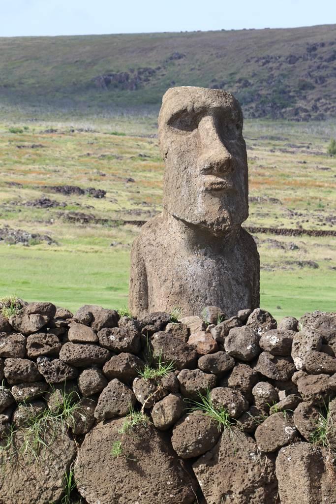 Ile de Paques Moai
