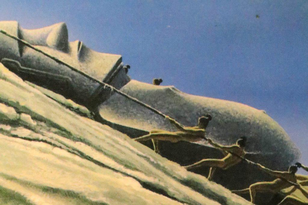 Ile de Pâques Moai