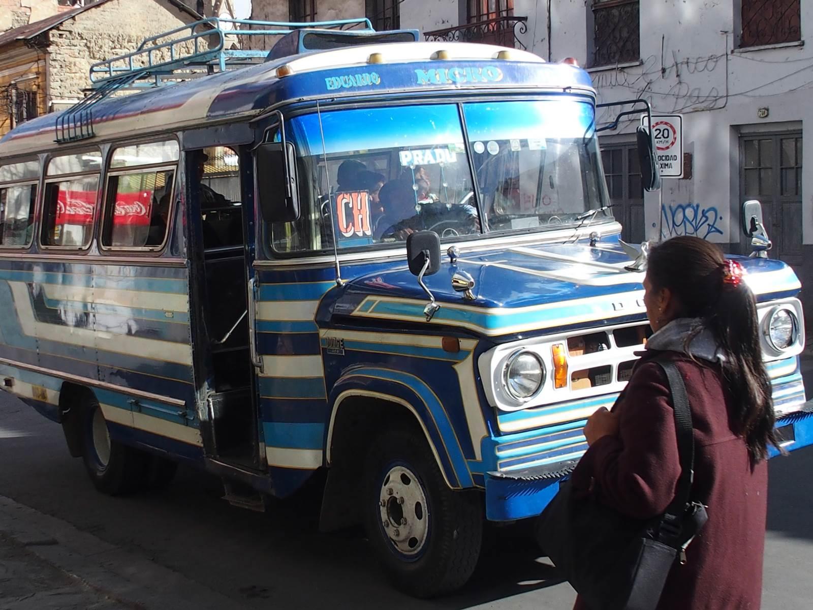 Bolivie La Paz