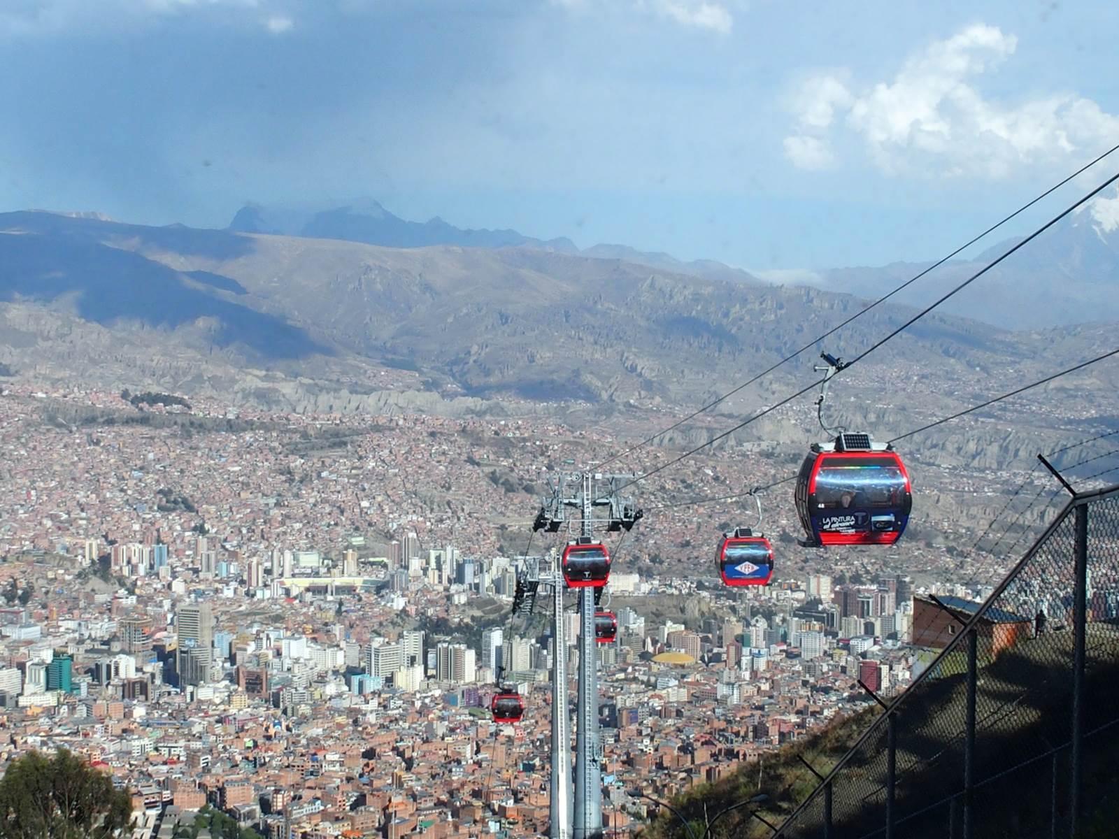 La Paz Bolivie El Alto