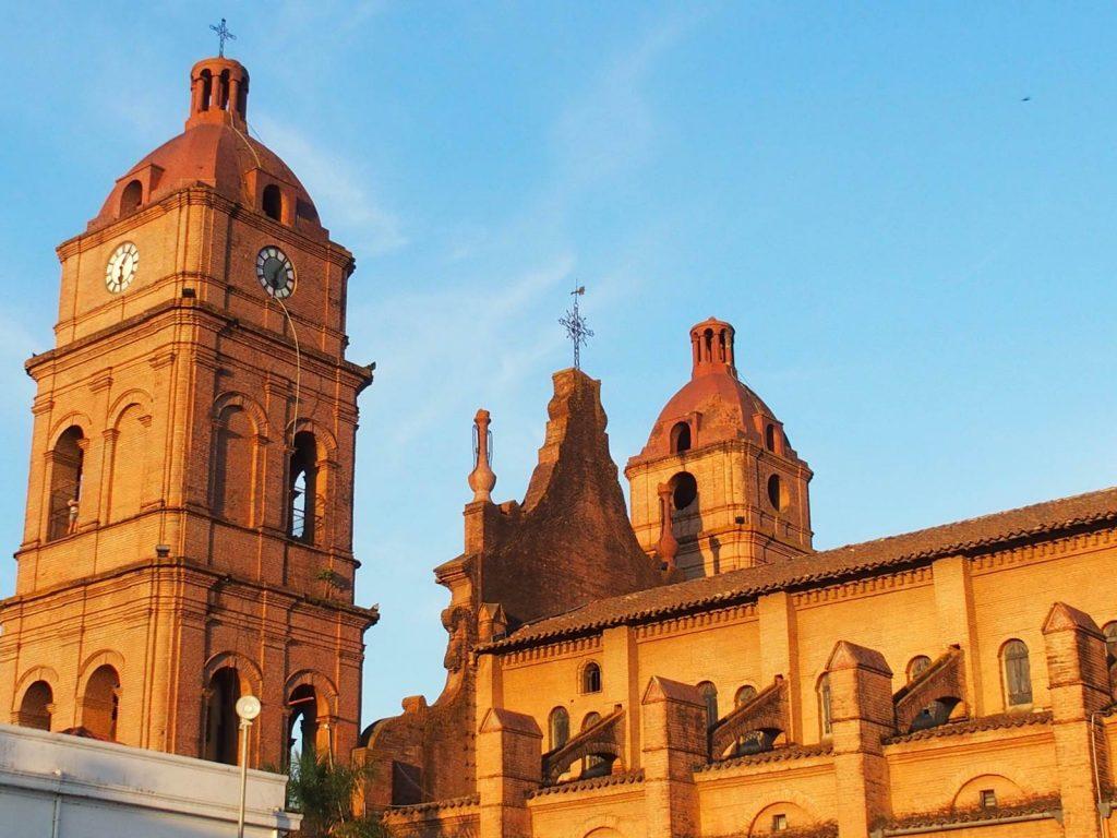 La Paz Basilique San Lorenzo