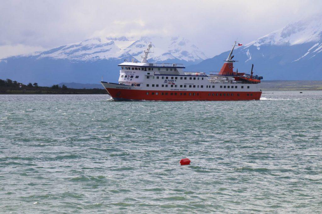 Puerto Natales Patagonie
