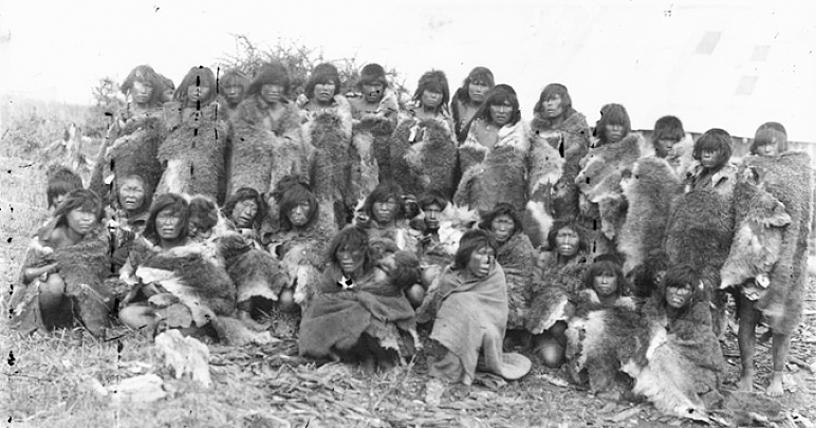 Génocide Indiens Patagonie