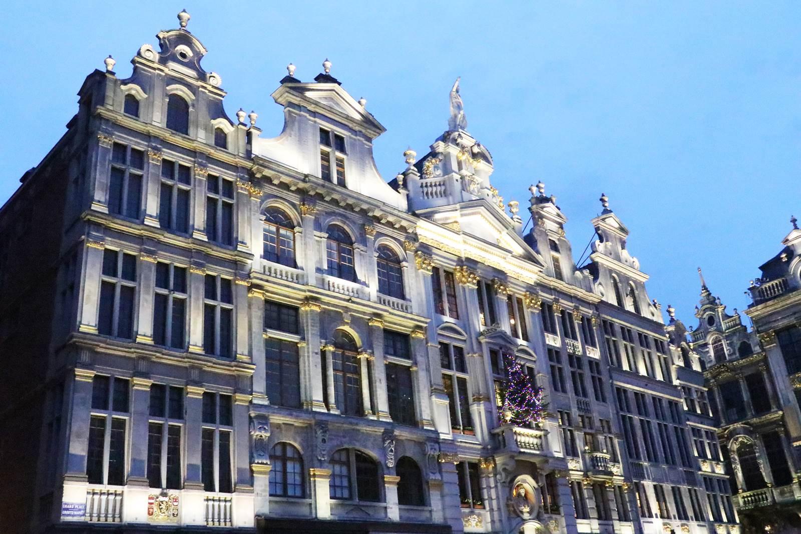 Bruxelles Plaisirs d'Hiver