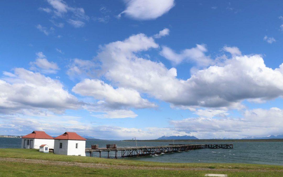 Le Frigorifico de Puerto Bories, Chili Patagonie