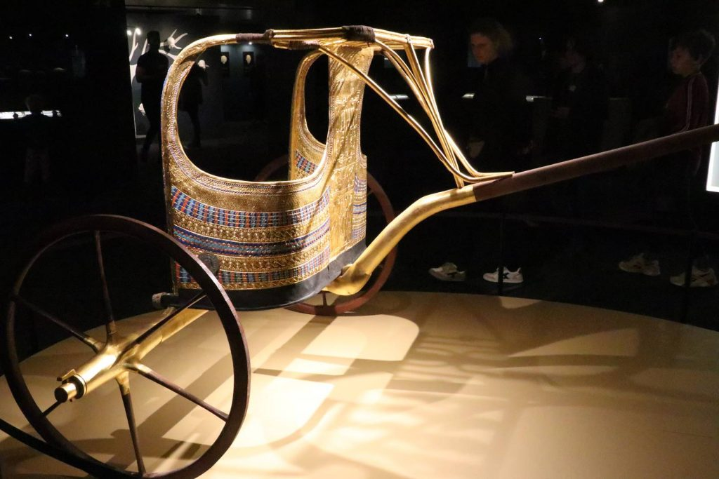 Toutankhamon expo Liège