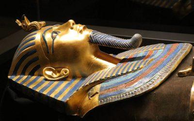 Toutankhamon, bienvenue dans le tombeau du roi