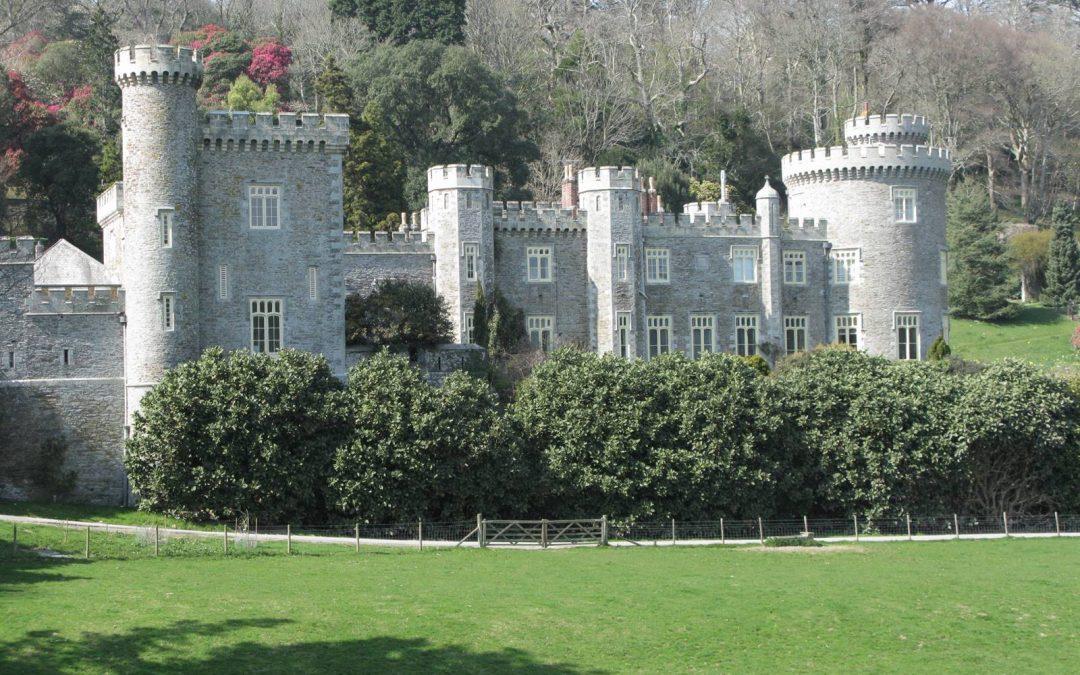Caerhays Castle Gardens, Cornouailles