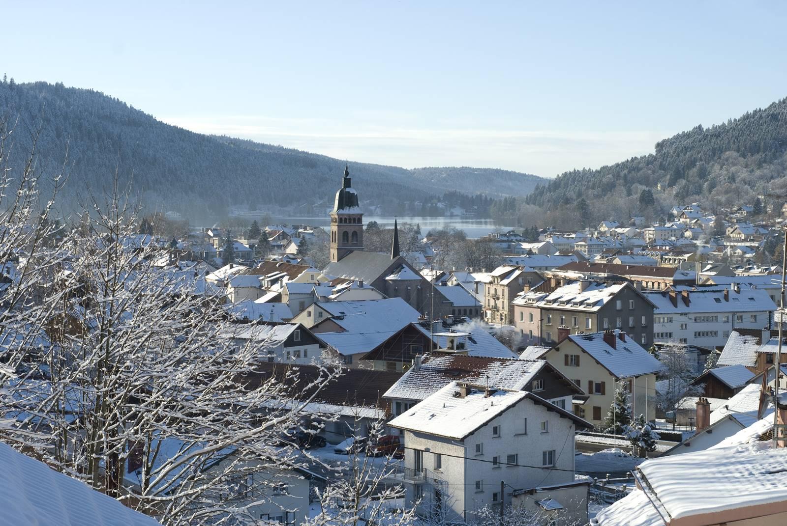 Gérardmer Massif des Vosges