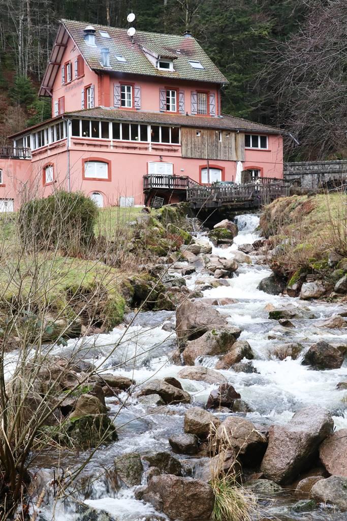 Le Saut de la Truite Vosges