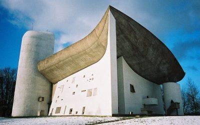Le Corbusier, Notre-Dame du Haut