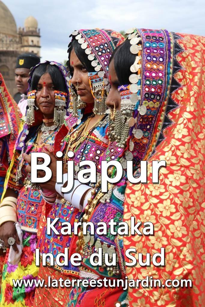 Bijapur Karnataka Inde du Sud
