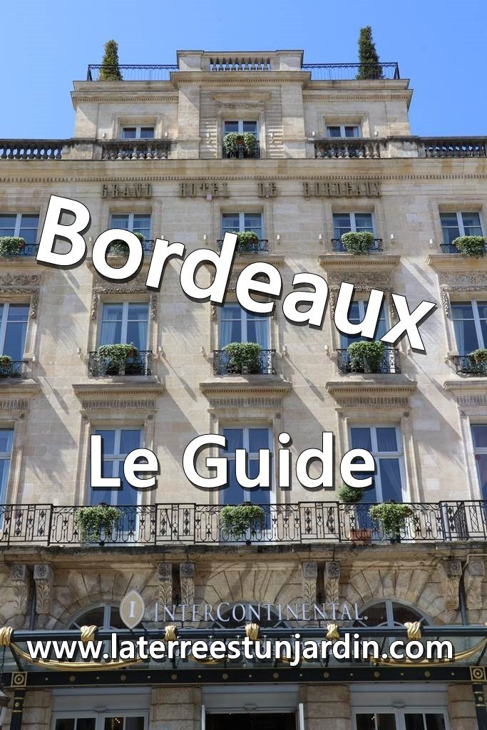 Bordeaux Le Guide