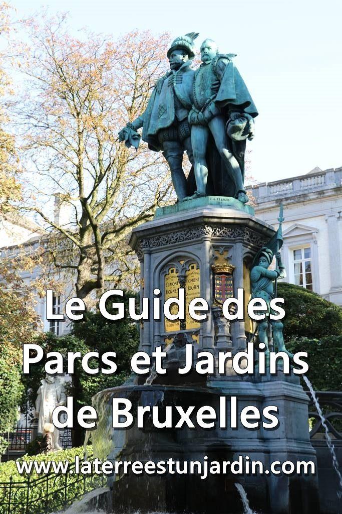 Bruxelles Parcs et Jardins