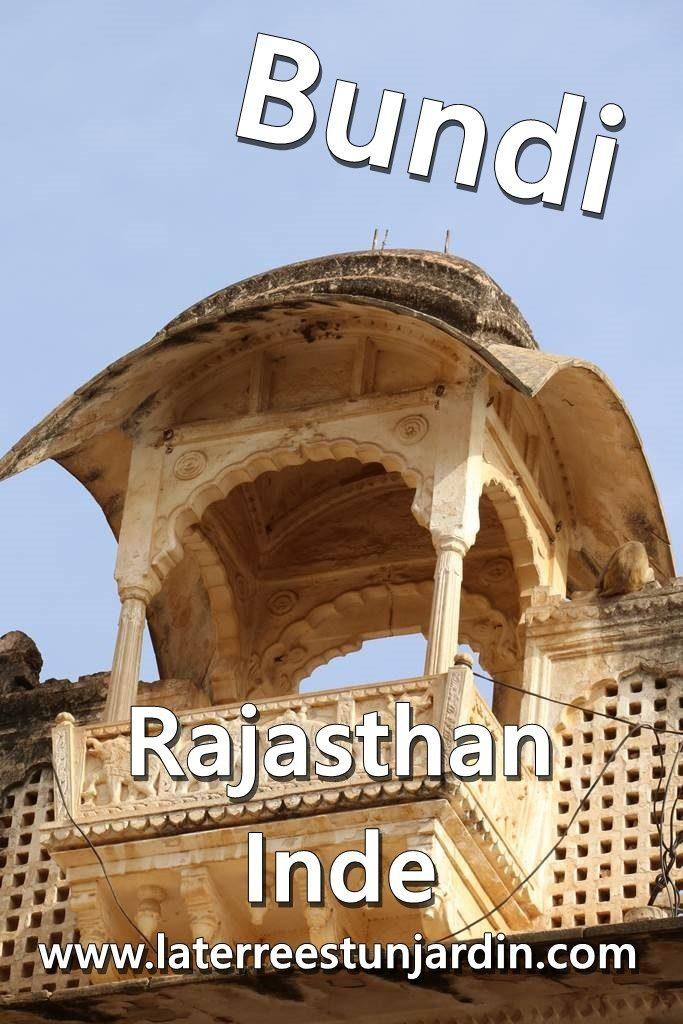 Bundi Rajasthan Inde