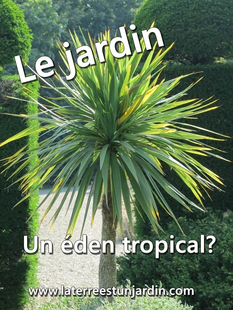 Jardins Eden tropical