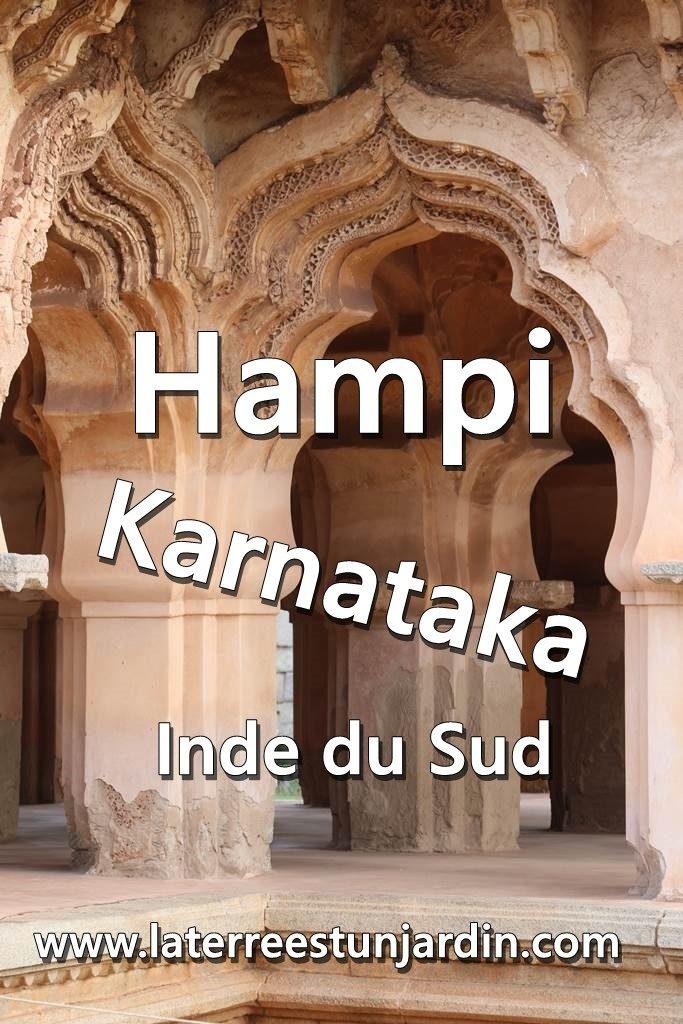 Hampi Karnataka Inde