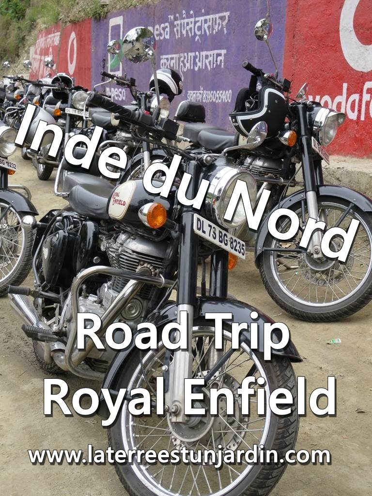 Himalaya en Royal Enfield