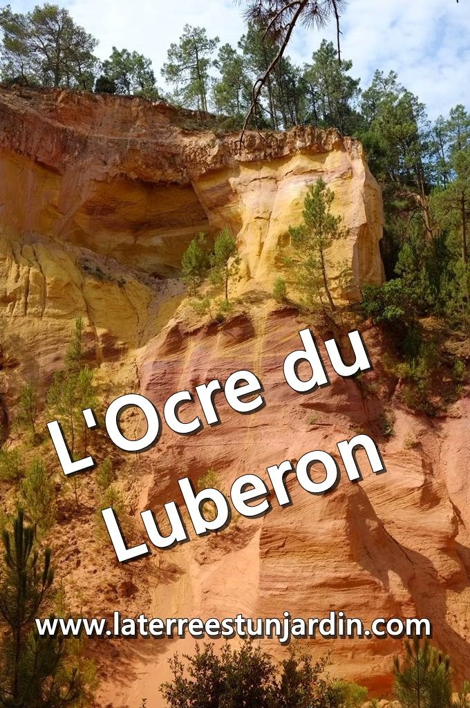 Ocre du Luberon