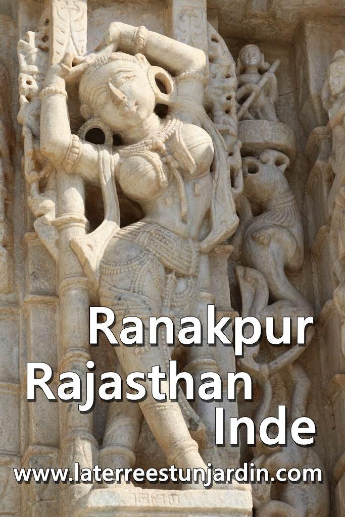 Ranakpur Rajasthan Inde